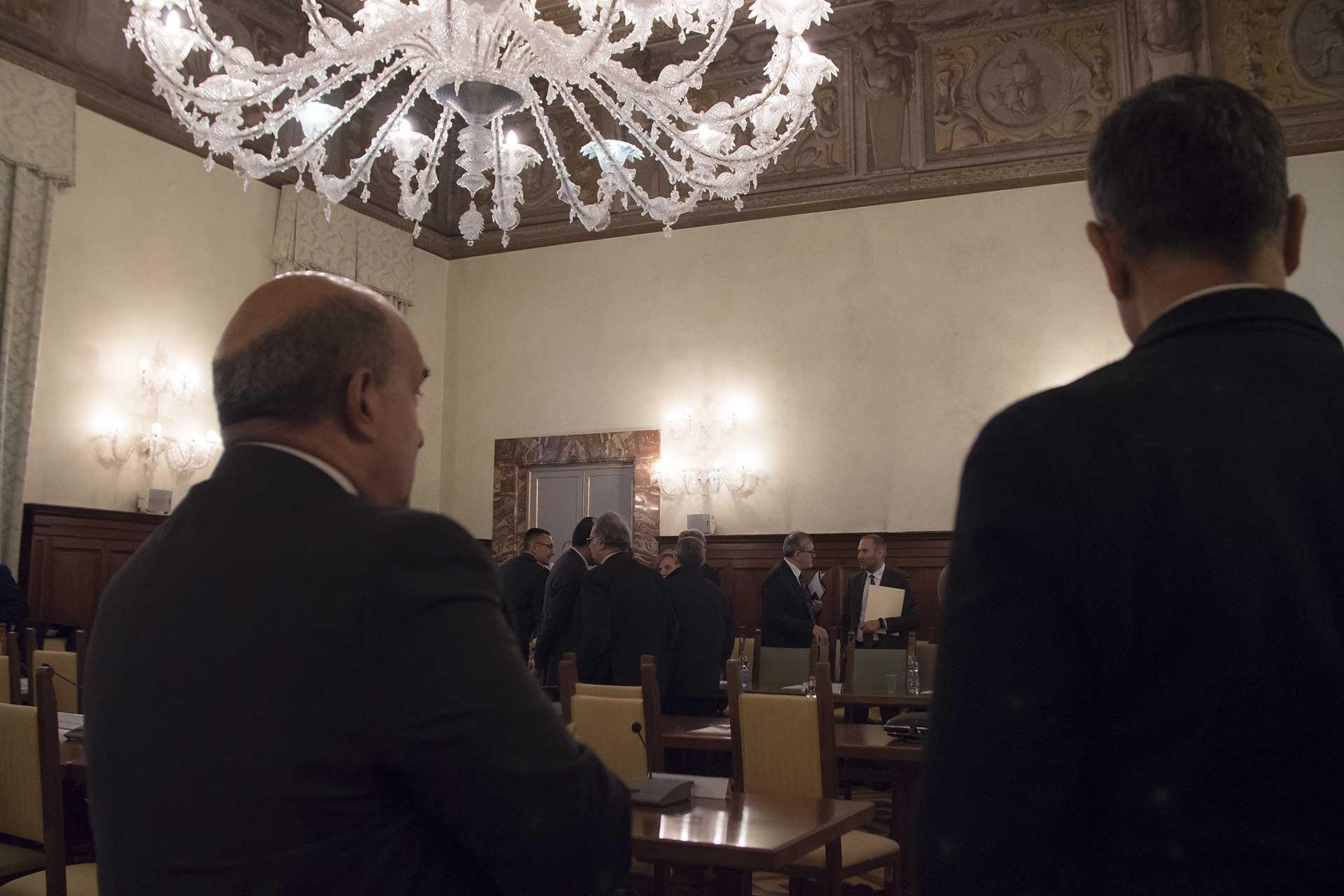 UIL Polizia Oronzo Cosi Silvio Riccardi