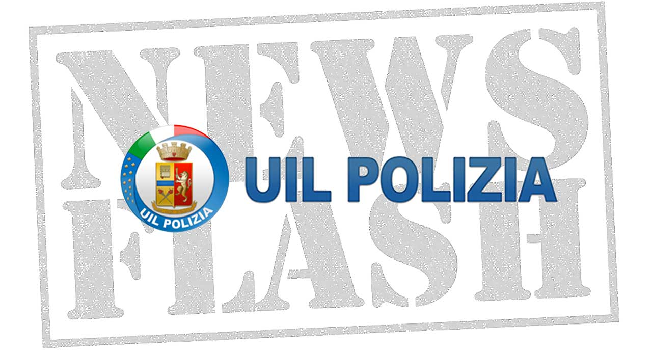 Flash News UIL Polizia