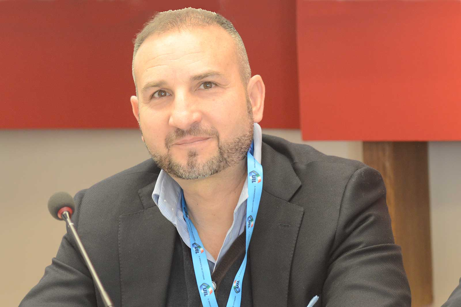 Emilio Carannante UIL Polizia Roma