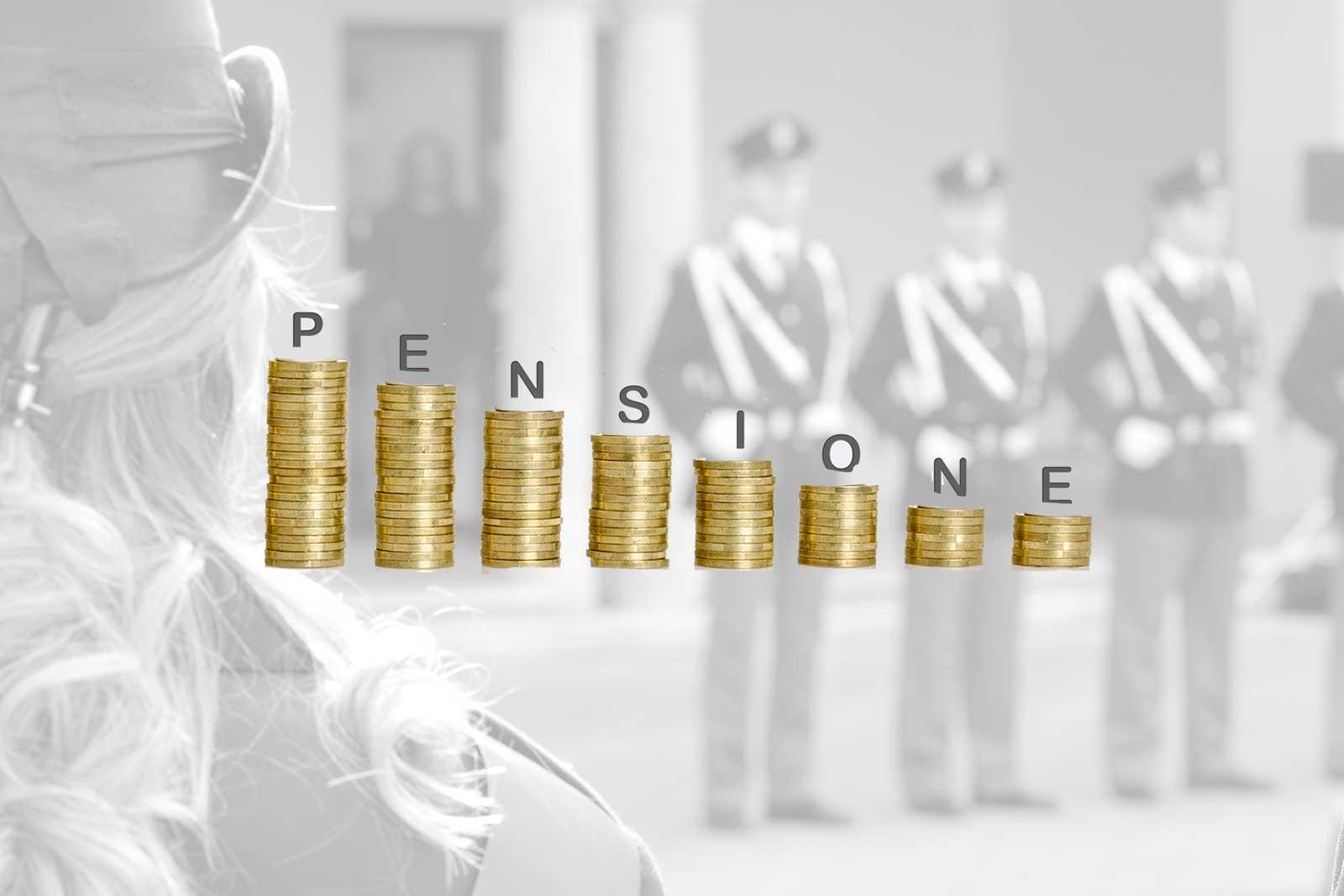 Pensioni Polizia di Stato