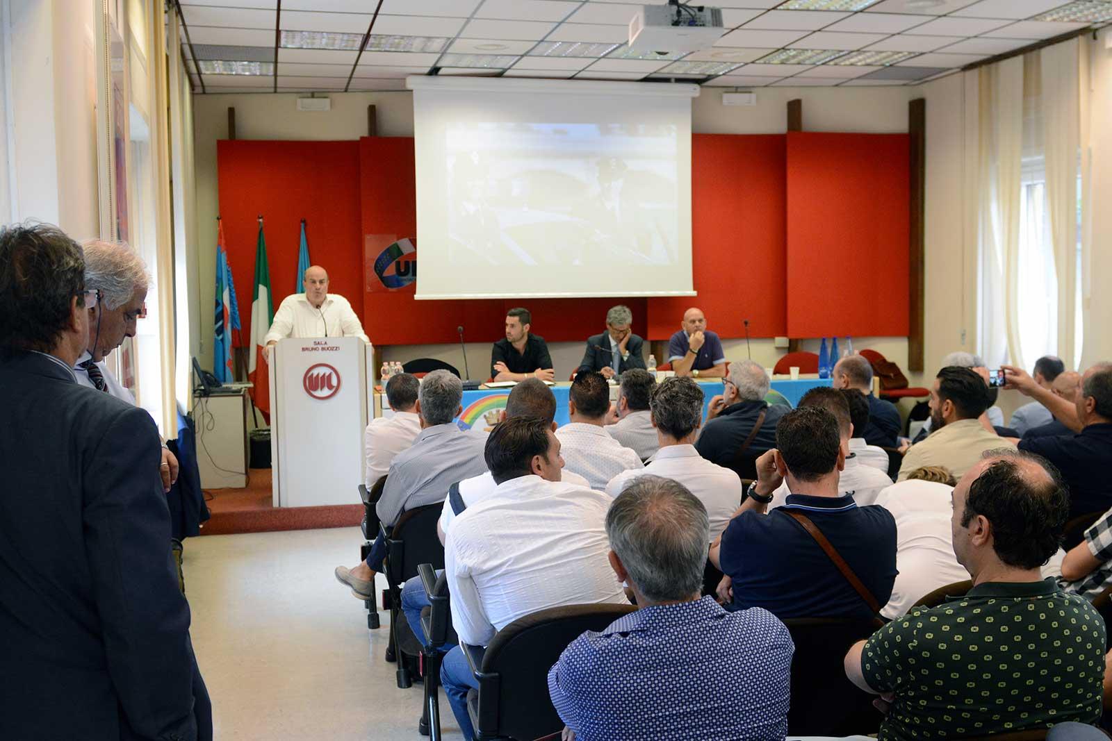 Photo of Oronzo Cosi riconfermato alla guida della Uil Polizia