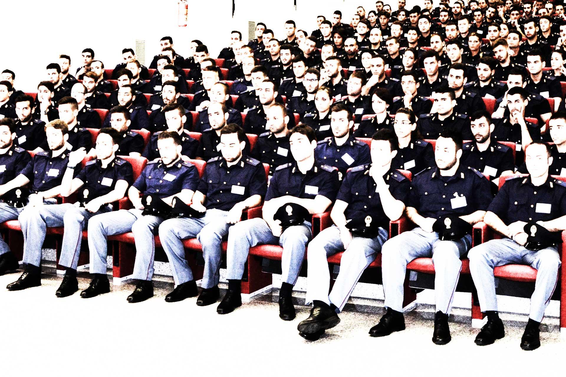 Aggiornamento professionale polizia di stato