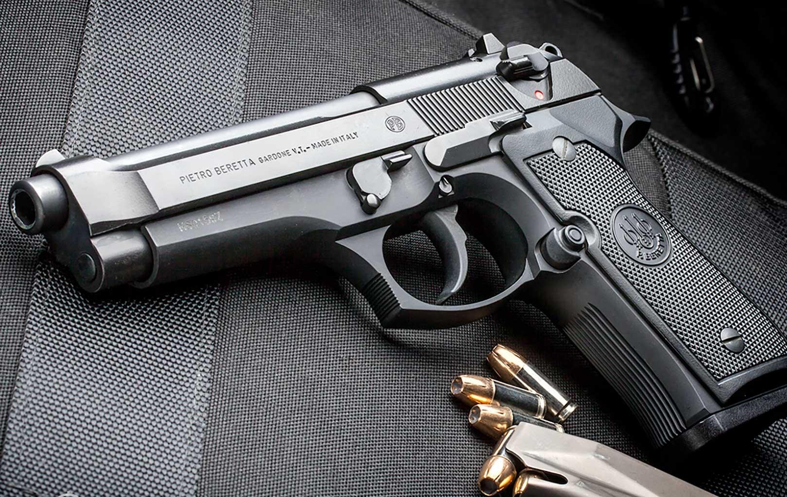 Beretta 92 fs polizia