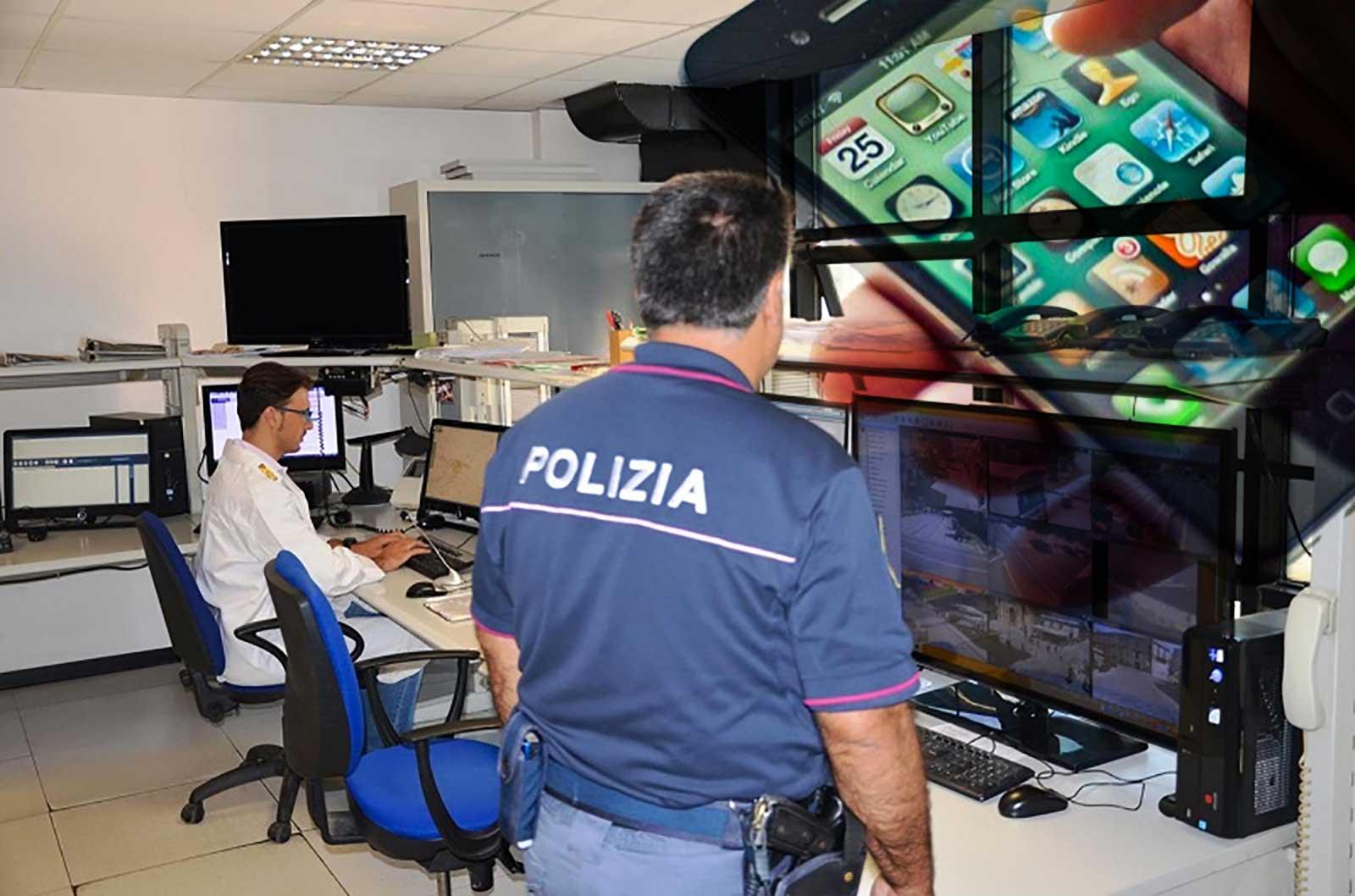 Centrale Operativa Polizia