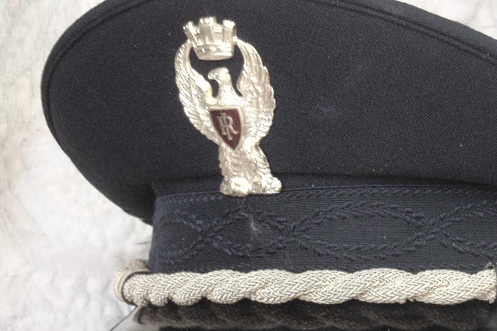 Commissario della Polizia di Stato.