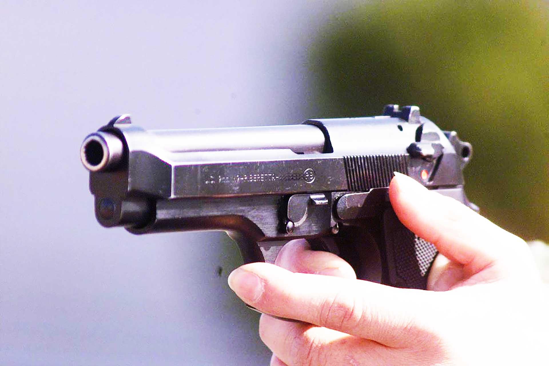 addestramento al tiro