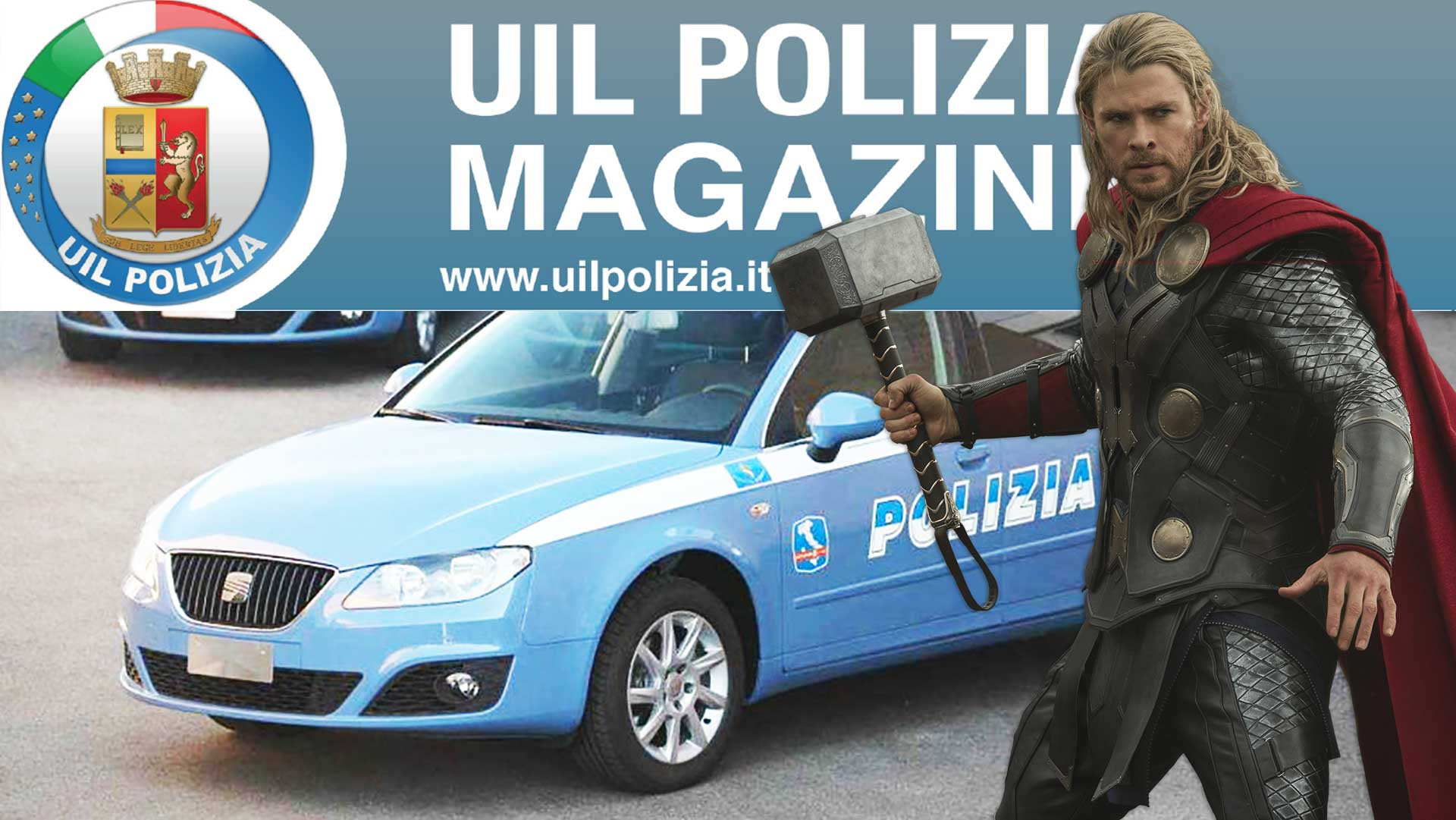Editoriale Uil Polzia nr.1