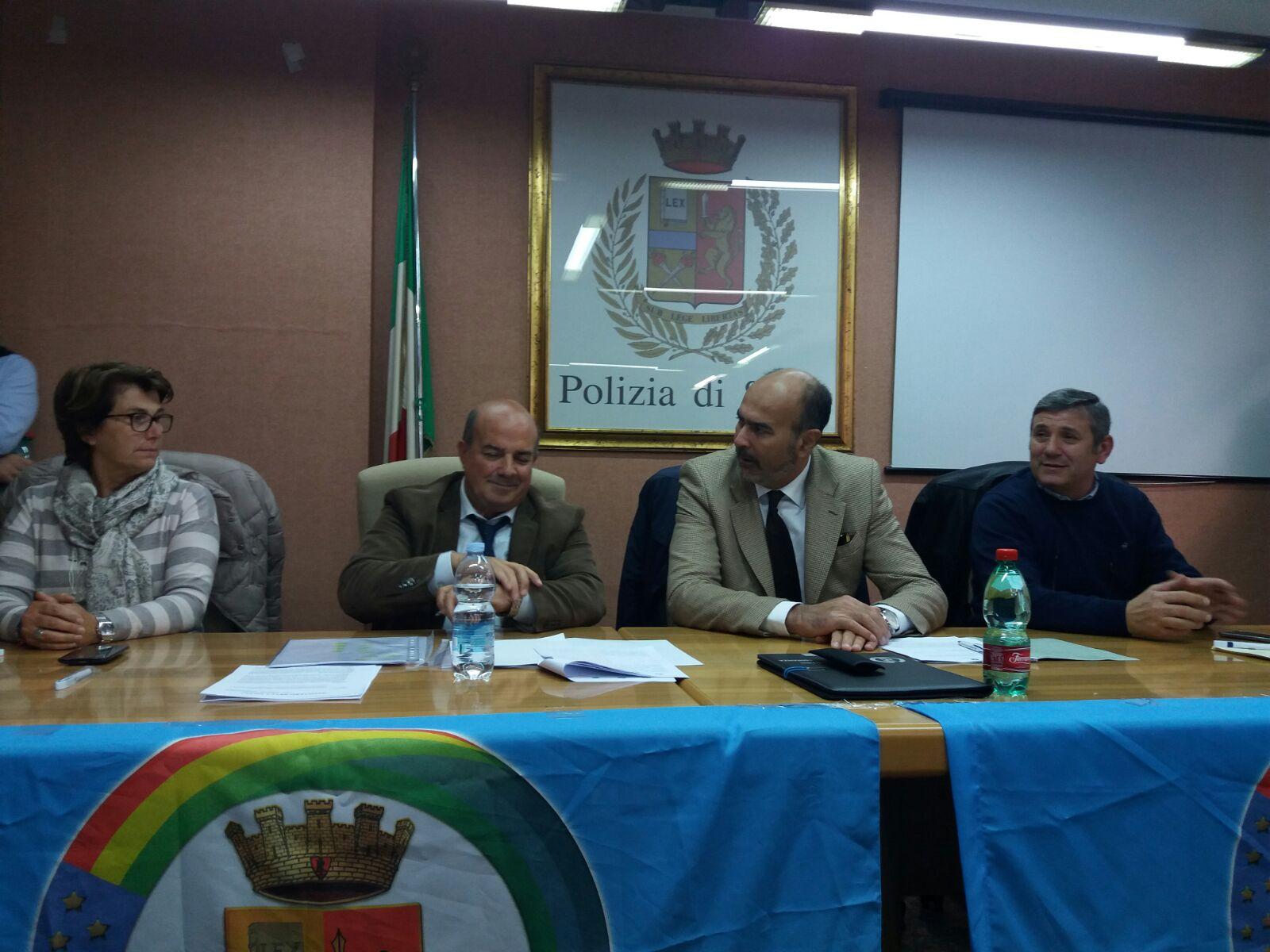 Photo of Uil Polizia Lecce: Seminario sull'ordinamento pensionistico