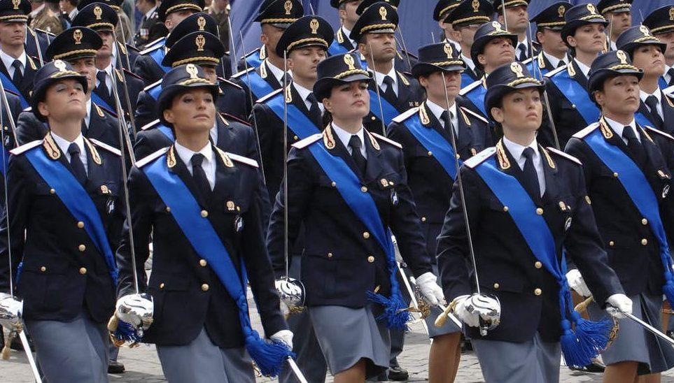 dirigenti polizia di stato