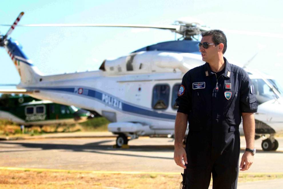reparti volo polizia di stato
