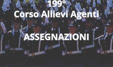 199 corso allievi agenti polizia di stato
