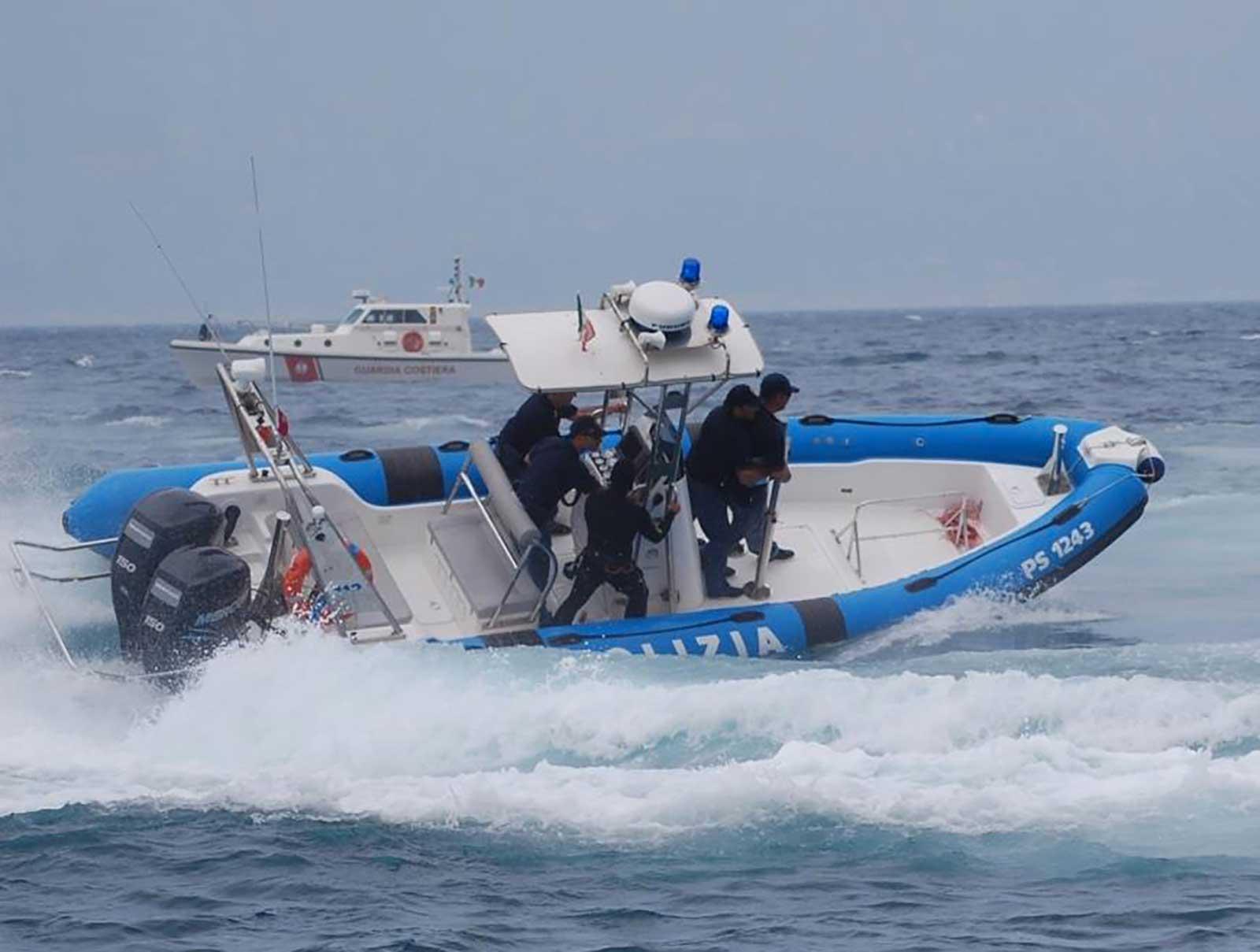 Unità navale Polizia di Stato