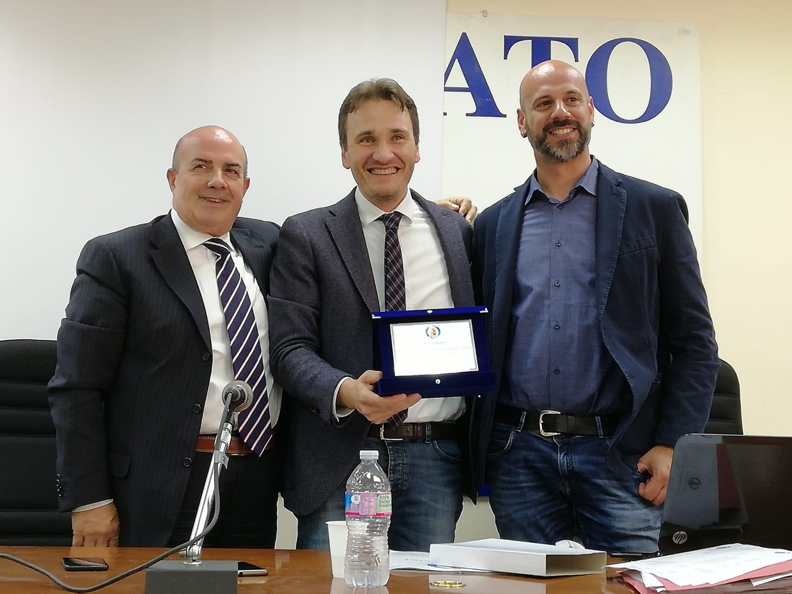 Photo of Brindisi: Alessandro ZUNNO eletto nuovo Segretario Generale Provinciale