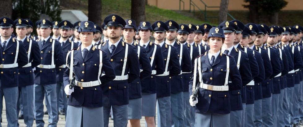 202° Corso di formazione per Allievi Agenti della Polizia di