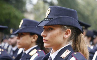 polizia agente agenti