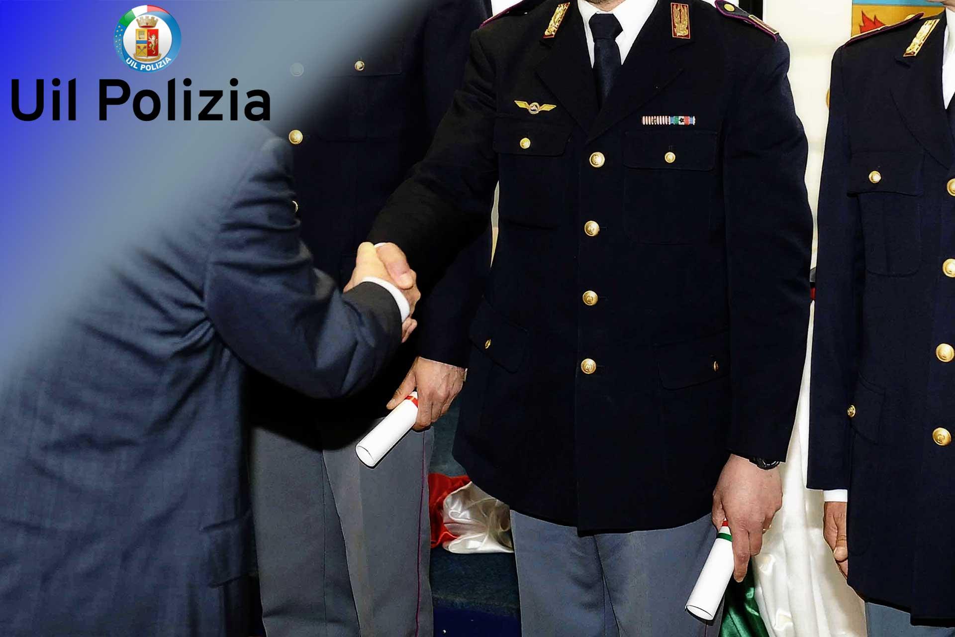 premiazioni polizia premiali premi