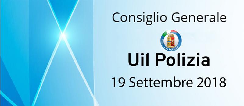 Consiglio Generale UIL Polizia