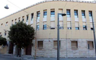 Degrado Questura di Lecce