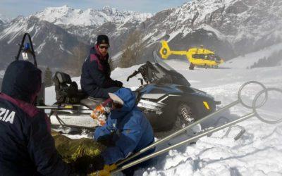 Servizi di sicurezza montagna soccorso alpino