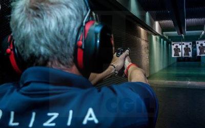 istruttore di tiro