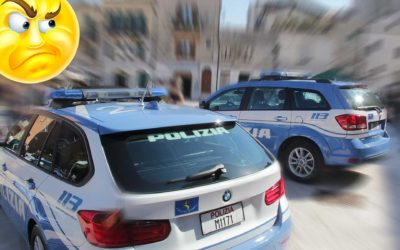 Polizia Stradale Denunciato