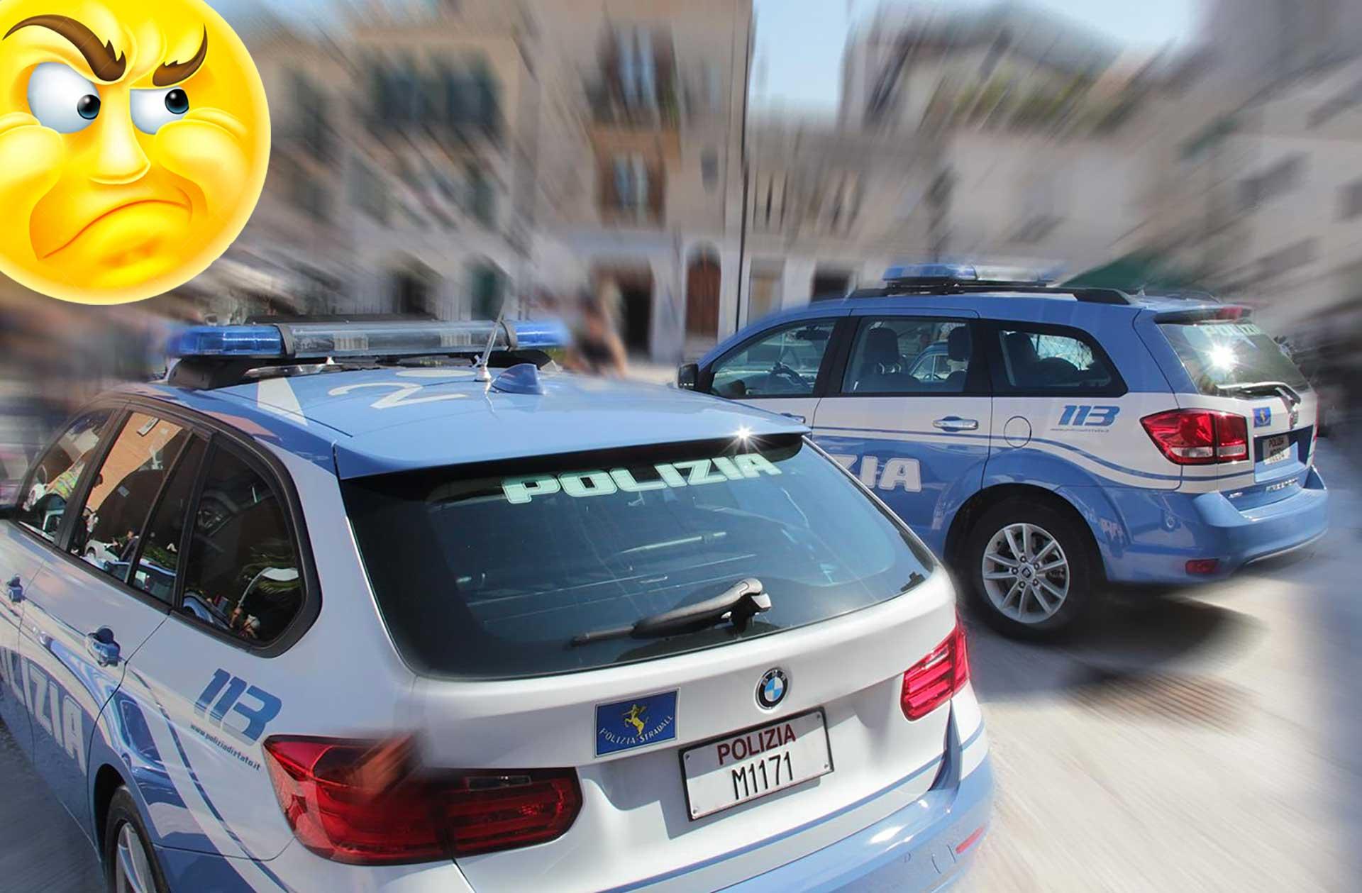Photo of Frosinone: Prende la multa e insulta la Polizia Stradale su Facebook, denunciato!