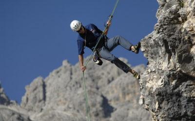 alpinismo polizia