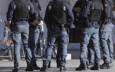 comunicato reparto mobile polizia sp