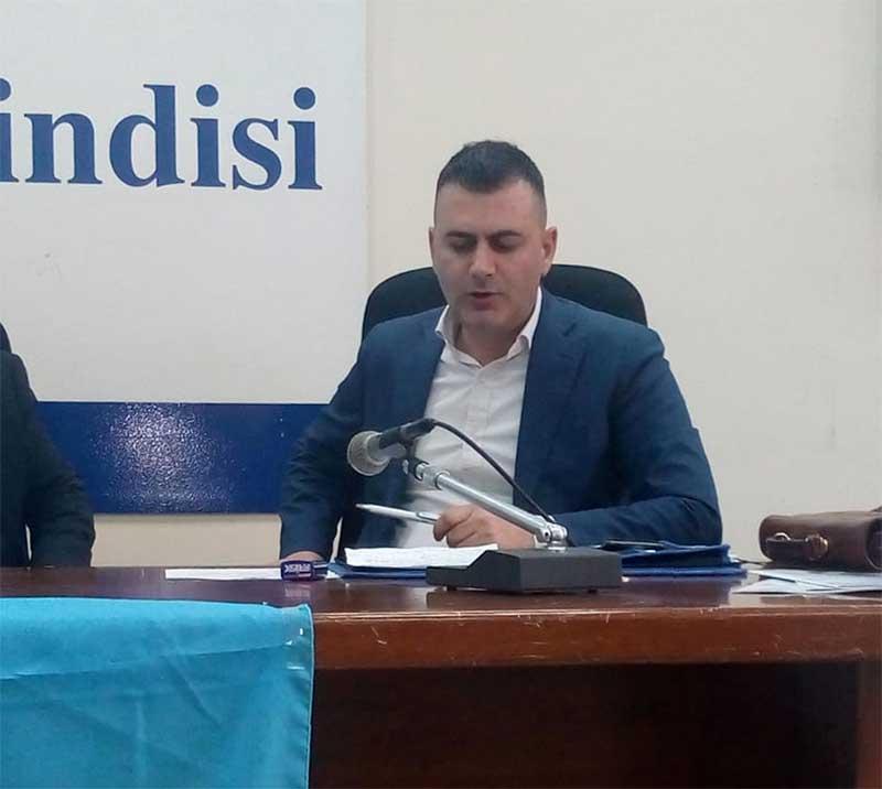 Gianpiero Iaia UIL Polizia Brindisi