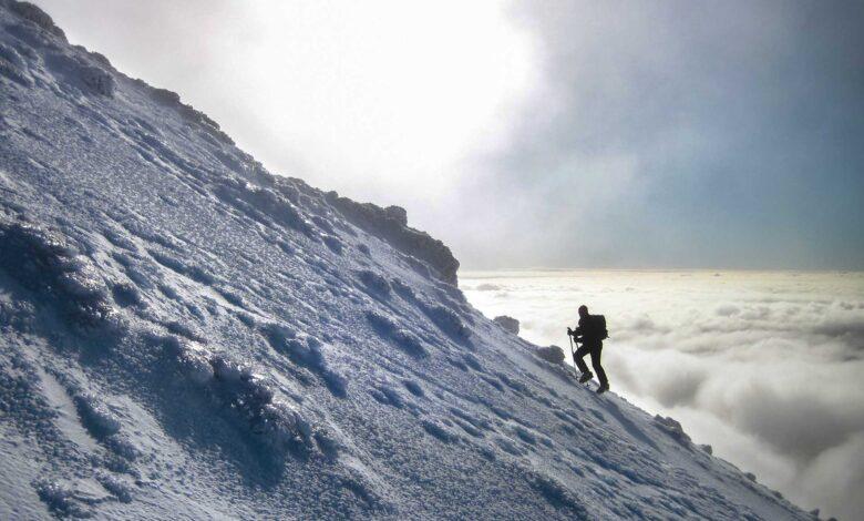 Corso polizia alpinismo