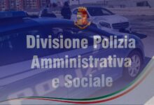 Photo of Nuovo distintivo per il personale delle Divisioni Polizia Amministrativa e Sicurezza delle Questure